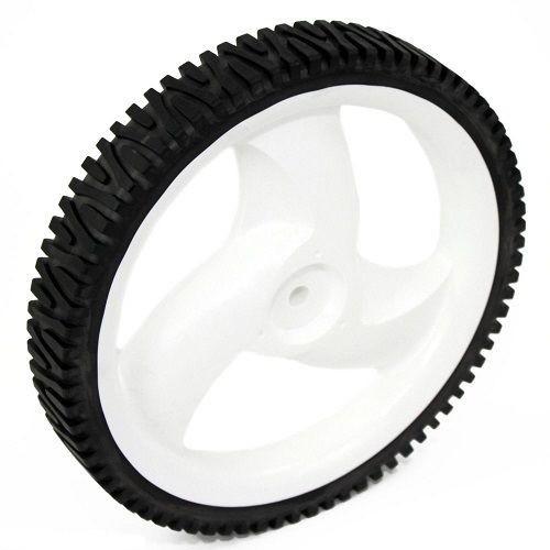 Craftsman Lawn Mower Wheels : Ayp craftsman rear wheel replaces