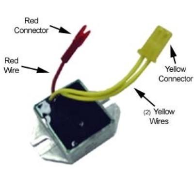 9204 Briggs Stratton Regulator Replaces 797375691185 – Kohler Engine Voltage Regulator Wiring