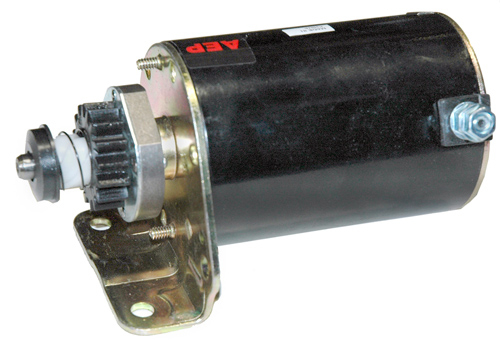 9798 heavy duty starter replaces briggs stratton 497595 for Briggs and stratton outboard motor dealers