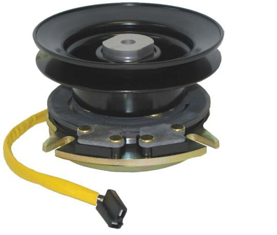 129 Cub With Snow Blower Pto Pulley : Pto clutch replaces cub cadet