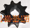 202168 Comet #40,41,420 10T 5/8 Bore Go Kart Jackshaft Sprocket