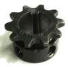 "2124-K 10T Go Kart Jackshaft Sprocket #35 Pitch 5/8"" Bore"