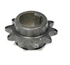 2189-k Azusa 10 Tooth, #35 Pitch 5/8 Bore Go Kart Jackshaft Sprocket