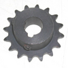 17 Tooth, 5/8 Bore #41 Pitch Go Kart Jackshaft Sprocket