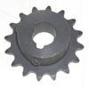 14 Tooth, #41 Pitch 3/4 Bore Go Kart Jackshaft Sprocket