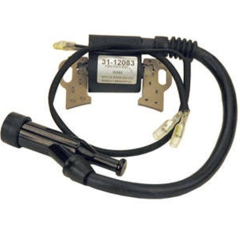 John Deere Snow Blower Ignition Coil : Coil ignition replaces honda ze