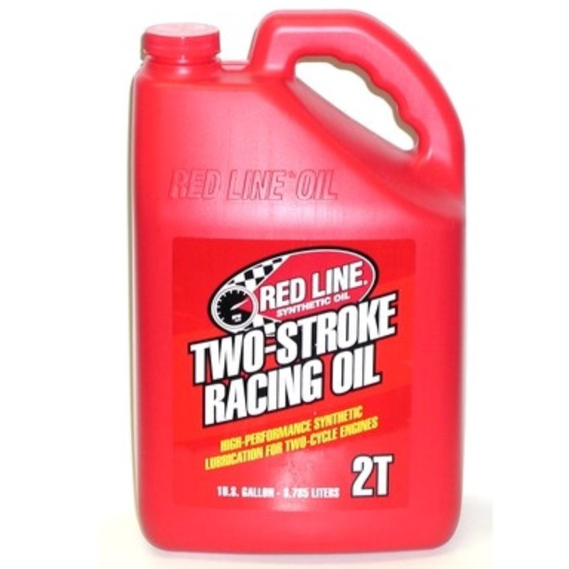 40605 Red Line Synthetic 2 Stroke Racing Oil 1 Gallon