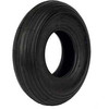 Oregon 58-011 400-6 Wheelbarrow Rib Tread Tubeless Tire 2-Ply
