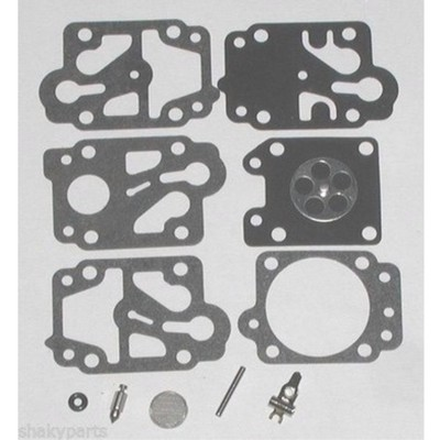 WALBRO WYB CARBURETOR REPAIR KIT K10-WYB Kawasaki Trimmer 163 H/T, Honda GX25