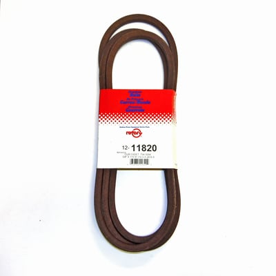 11820 Rotary Belt Compatible With MTD/Cub Cadet 954-3068, 754-3068
