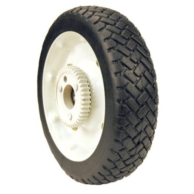 13432 Steel Wheel With Gear Replaces Exmark 100-2860