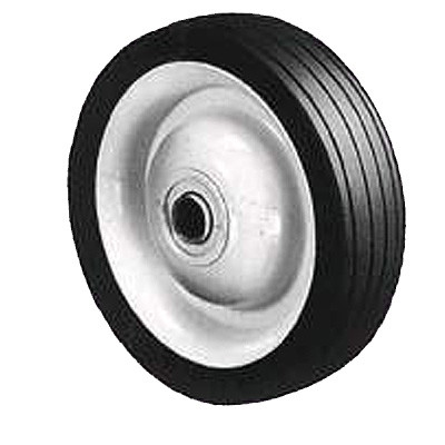 275 WHEEL STEEL 6 X 1.75 (PAINTED WHITE) Replaces SUNBELT B1SB275