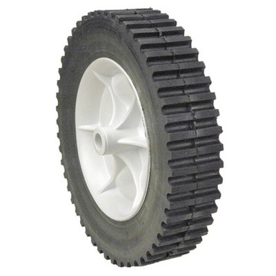 283 Plastic Wheel (8 X 1.75) Replaces Murray 20105 AYP/Craftsman/Sears 148434, 148436, 532148434