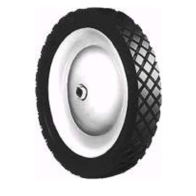 2986 WHEEL STEEL 9 X 1.75 SNAPPER (PAINTED WHITE) Replaces SNAPPER/KEES 1-2603, 7012603YP