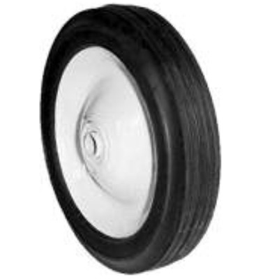 3460 WHEEL STEEL 7 X 1.50 (PAINTED WHITE) Replaces SUNBELT B1SB3460