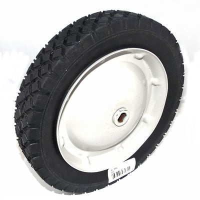 8962 Steel Wheel 10 X 1.75 For Snapper 3-5726, 4-4743 (PAINTED GRAY)