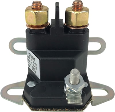 Free Shipping! 10771 Universal Solenoid Compatible With Murray BS5409D, 21261, 24285, 424285, 5409D, 5409H, 5409K, 745000MA, 924285 & More