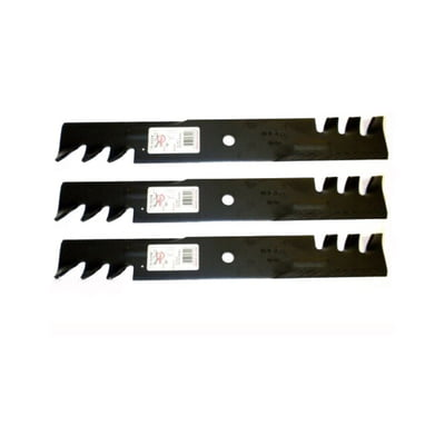 FREE SHIPPING $39.95 (3Pk) Blades For Snapper 7-7344, 7075751, 7075751, 7075751BZ, 7075751BZYP