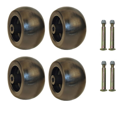 "Free Shipping! 4pk 6916 5"" Deck Wheel Compatible With Murray 92265 92683 John Deere M84690"