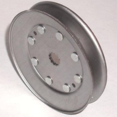 173434 Craftsman deck pulley replaces 153531