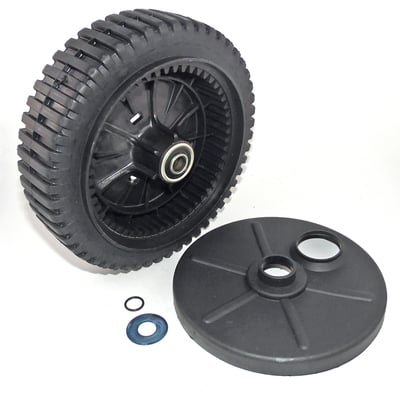 OEM 532193144 Craftsman Drive Wheel With Dust Cover Compatible With 193144