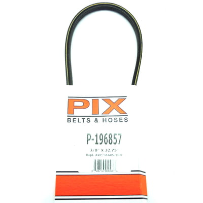 196857 PIX Belt Compatible With Craftsman 196857, 532196857