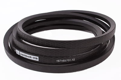 Free Shipping! New Craftsman / Husqvarna 587686701 Belt Compatible With 196103