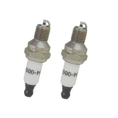 Free Shipping! 2Pk 794-00082 Genuine MTD Spark Plugs Compatible With 791-180852B, 753-05255, 794-00043 & 753-05784