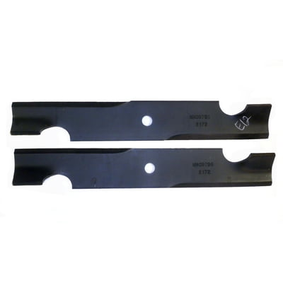 Free Shipping! 2PK 2172 Heavy Duty Blades Compatible With Snapper 7017036 Bob Cat 112111-01