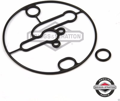 Free Shipping! 698781 Genuine Briggs & Stratton Float Bowl Gasket