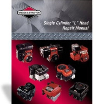 FREE SHIPPING Briggs & Stratton Repair Manual 270962