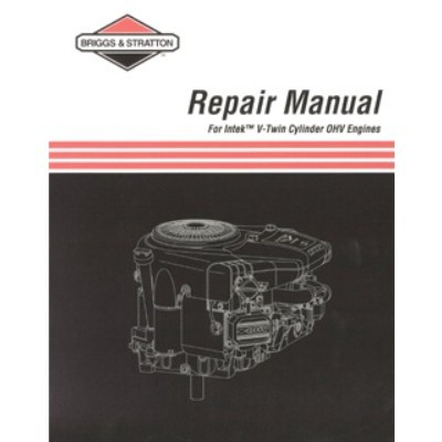 Briggs & Stratton Repair Manual 273521