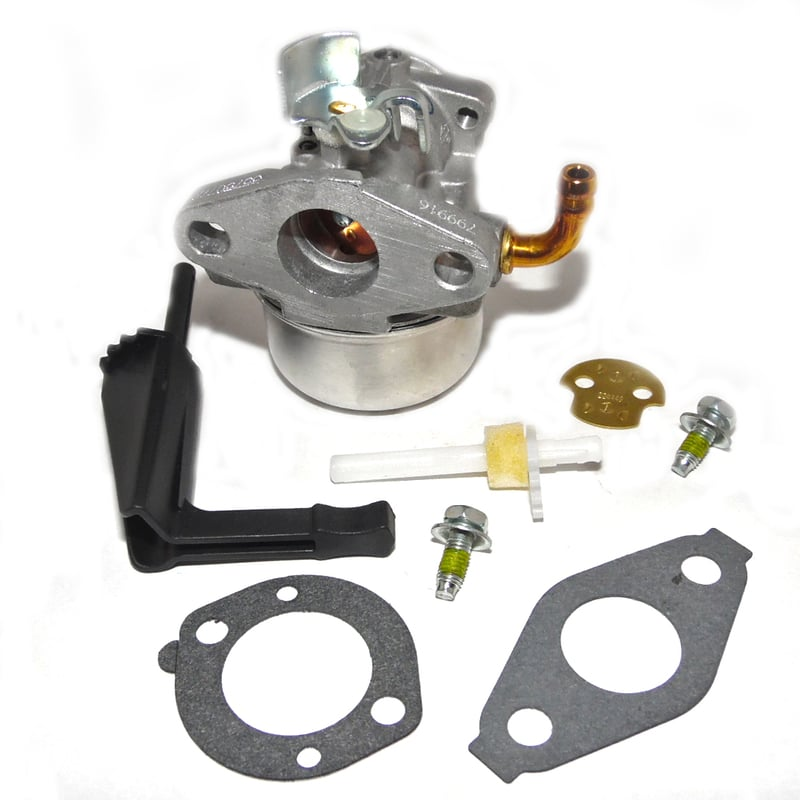 Troy Bilt Lawn Mower Parts >> OEM 591299 Briggs & Stratton Carburetor Replaces 698474, 698478, 798650