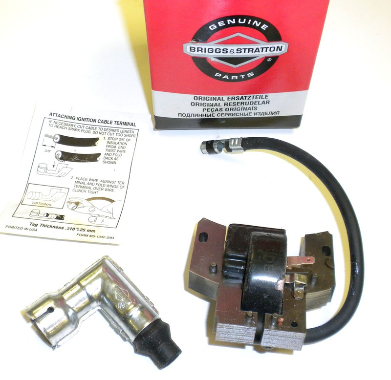 793352 Original Briggs Amp Stratton Ignition Coil