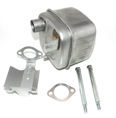 35-022 Oregon Muffler Compatible With Briggs & Stratton 491413, 691874