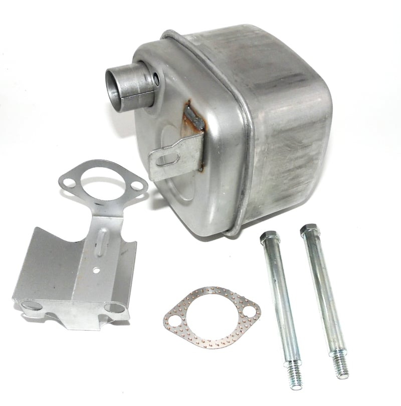 8003 rotary muffler replaces briggs stratton 491413 691874 for Briggs and stratton outboard motors for sale