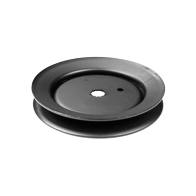 Free Shipping! 12682 Spindle Pulley Compatible With MTD, Cub Cadet, Troy Bilt 756-1227, 956-1227, 756-0511