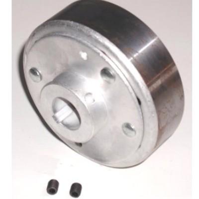 "Briggs And Stratton Lawn Mower Parts >> AZ2265 Go Kart & Mini Bike 4-1/2"" Brake Drum with 1 inch Hub"