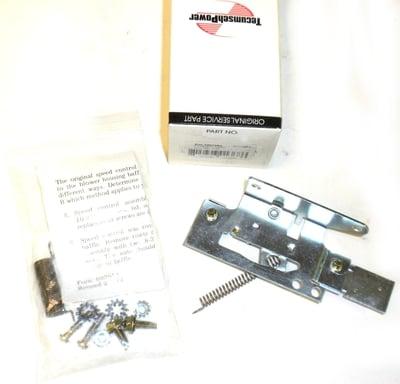 730136A Tecumseh Mini Bike Throttle Control Assembly