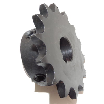 2104 Azusa 11 Tooth, #41 Pitch, 5/8 Bore Go Kart Jackshaft Sprocket