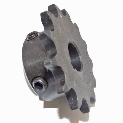 OEM 2106 Azusa 13 Tooth, 5/8 Bore #41 Pitch Go Kart Jackshaft Sprocket