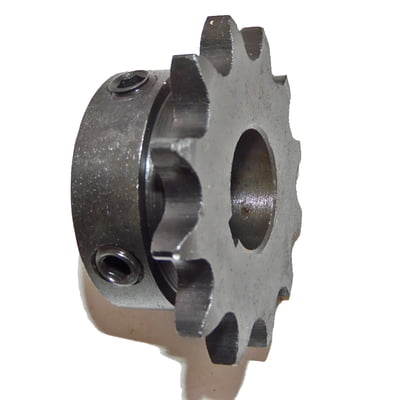 "Azusa 2112 #41 pitch, 12T, 3/4"" Bore Jackshaft Sprocket"