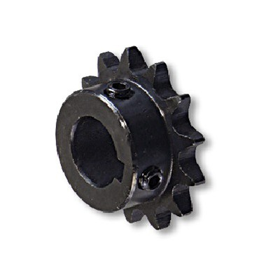 13 Teeth, #40 Pitch 22 mm bore Go Kart Jackshaft Sprocket