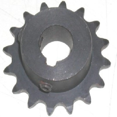 10 Tooth, #41 Pitch 5/8 Bore Go Kart Jackshaft Sprocket