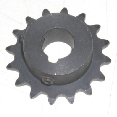 12 Tooth, 5/8 Bore #41 Pitch Go Kart Jackshaft Sprocket