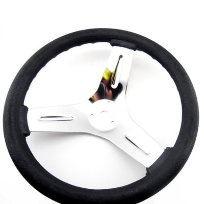 "Free Shipping! 5890 10"" Steering Wheel For Go Karts"