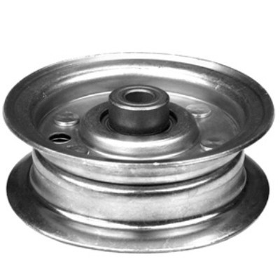 11632 AYP PULLEY IDLER FLAT 3/8In. X 3-7/8In. REPLACES AYP/ROPER/SEARS 173437