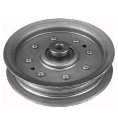 9377 PULLEY FLAT IDLER 3/8In.X 4-5/8In. Replaces HUSQVARNA 532 10 24-03