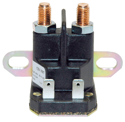 10677 Lawn Mower Solenoid Replaces John Deere AM132990, AM130365 ,AM133094,AM138068 ,AM138497