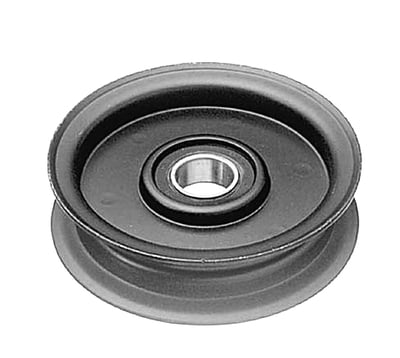 12419 Flat Idler Pulley Replaces John Deere AM106627